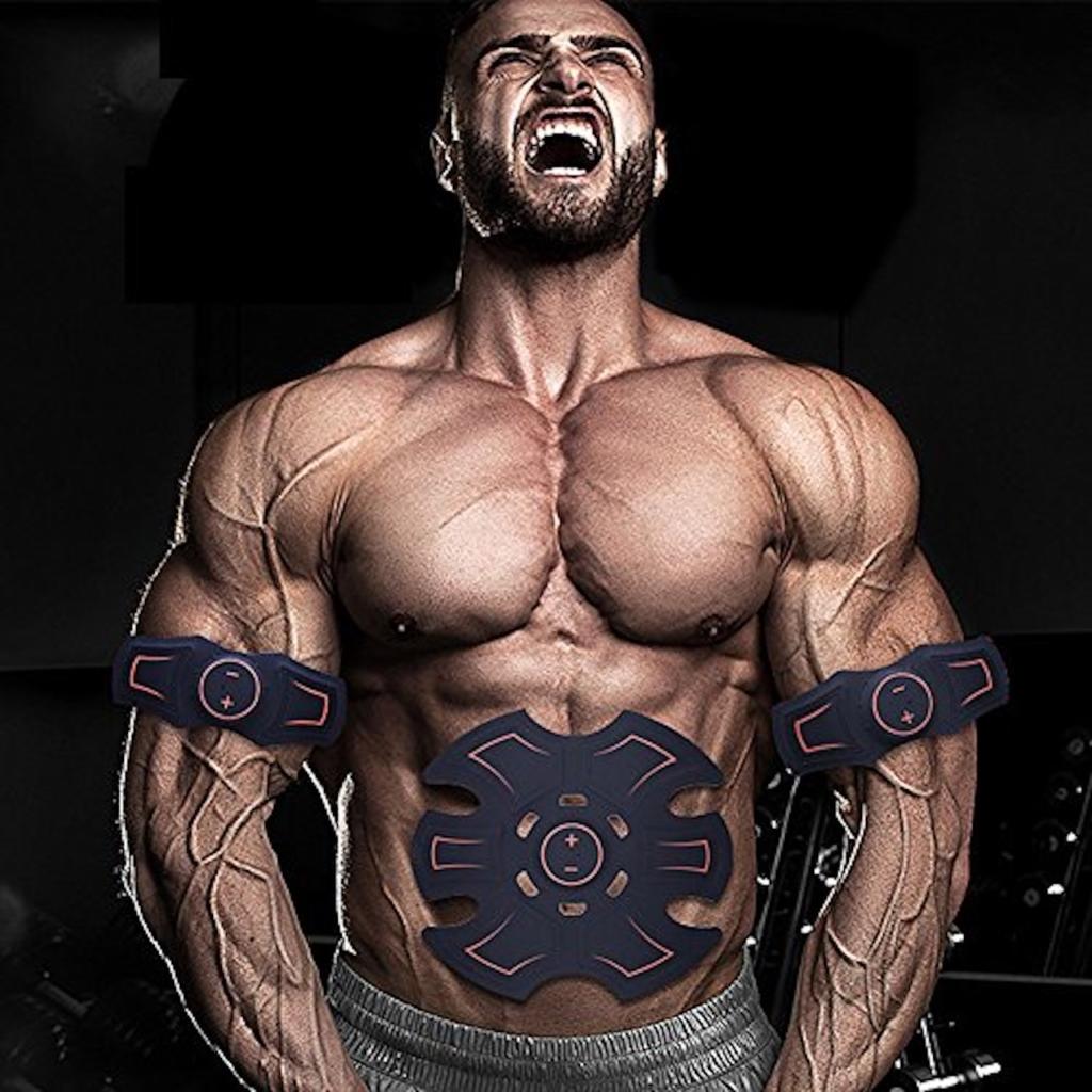 allenamento ems uomo muscoli