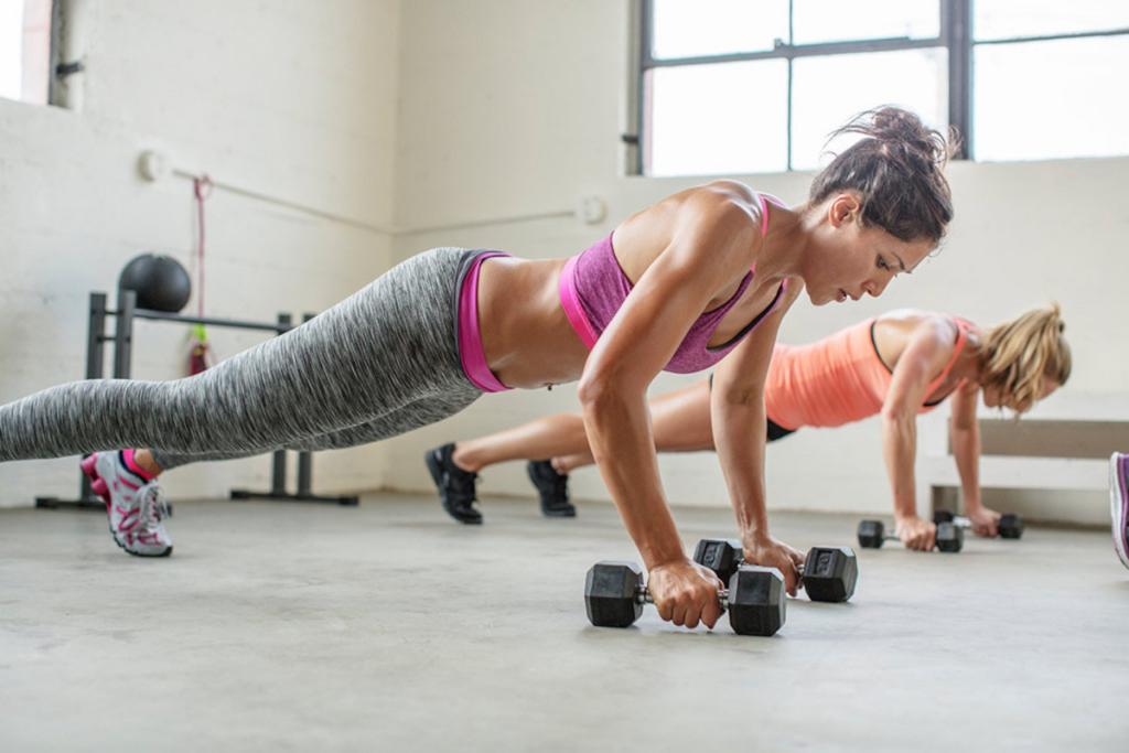 allenamento funzionale femminile